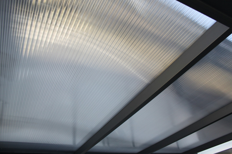 Polycarbonaatplaat 980mm breed