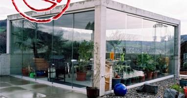 Glaswand Maatwerk Al23 3 Spoor Glaswanden Veranda Discount Nl